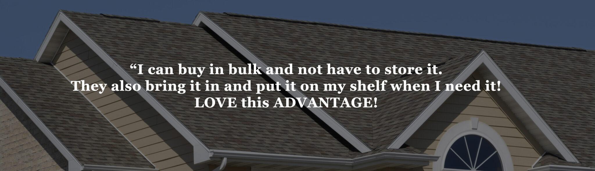 New Residential House; Architectural Asphalt Shingle Roof, Vinyl Siding
